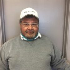 Milford Becenti, Route Manager